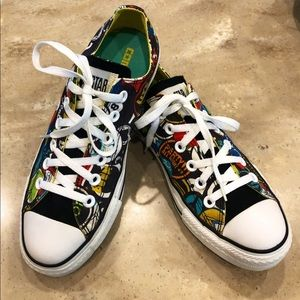 "HTF Unisex Converse ""Party All Night"" Sneakers 6/8"